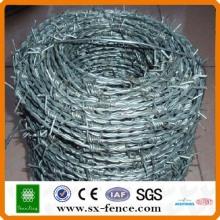 Military Galvanized Barbed Wire