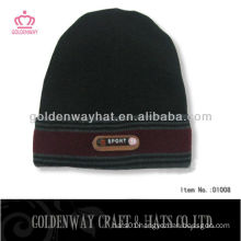 winter xxl hat for mens hot selling beanie hat