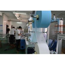 machine d'emballage en papier et en plastique pour masque médical
