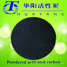 Los fabricantes ofrecen precio de carbón activado en polvo a base de madera