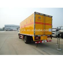 2015 china new Foton 4x2 explosion-proof car,small detonators truck