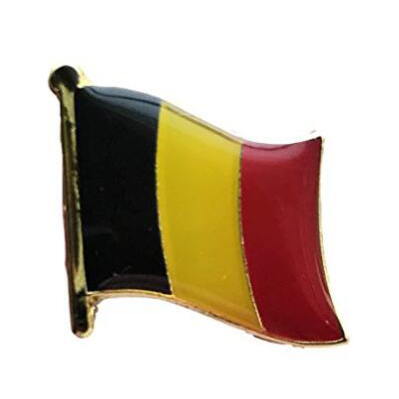 National Flag Lapel Pin