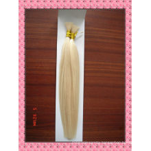good quality human hair bulk/human hair braid