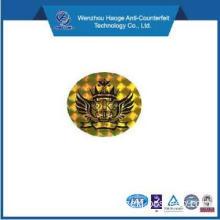 security hologram sticker label