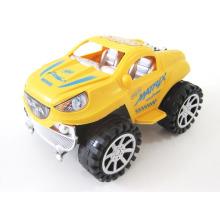 Plastik-einfarbiges Fahrzeug-Spielzeug-Reibungs-Auto (10222179)