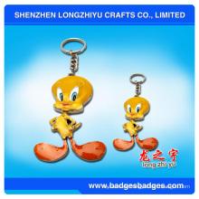 Donald Duck Schlüsselanhänger Farbe Emaille Keychain Großhandel