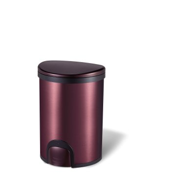 Wholesale Stainless Steel Feet Touch Sensor Trash Can