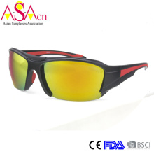 Men′s Fashion Designer Sport Polarized Tr90 Sunglasses (14357)