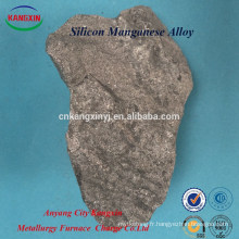 Alliage de silicium manganèse de toute taille Chine fabricant professionnel