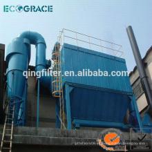Colector de polvo industrial Filtro de bolsa, filtro de aire
