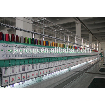 Dahao Computer JINSHENG 58 Köpfe Stickmaschine zum Verkauf