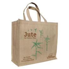 Wholesales Hemp Natural Women Beach Hand Bag Jute Tote Bag Shopping Hemp Bags