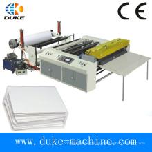 Máquina de corte de papel de la fábrica de Ruian para Proformations