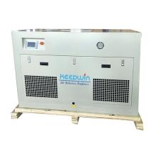 VSD 22KW 0.4- 2.5m3/min 16bar pressure Rotary Screw Air Compressor for laser cutting machine