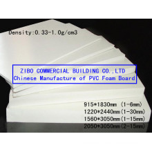 New Type Environmental Protective Plastic Material--PVC Foam Board