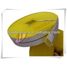 Tubo de ventilación de tipo tejido de poliéster
