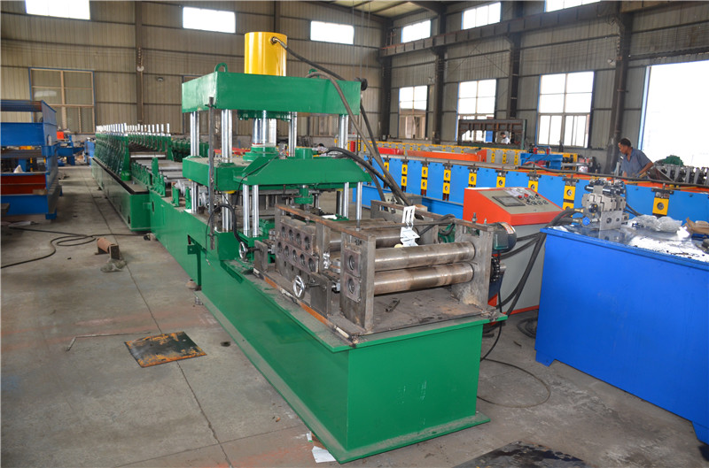 High Accuracy Hollow Guide Rail Production Line