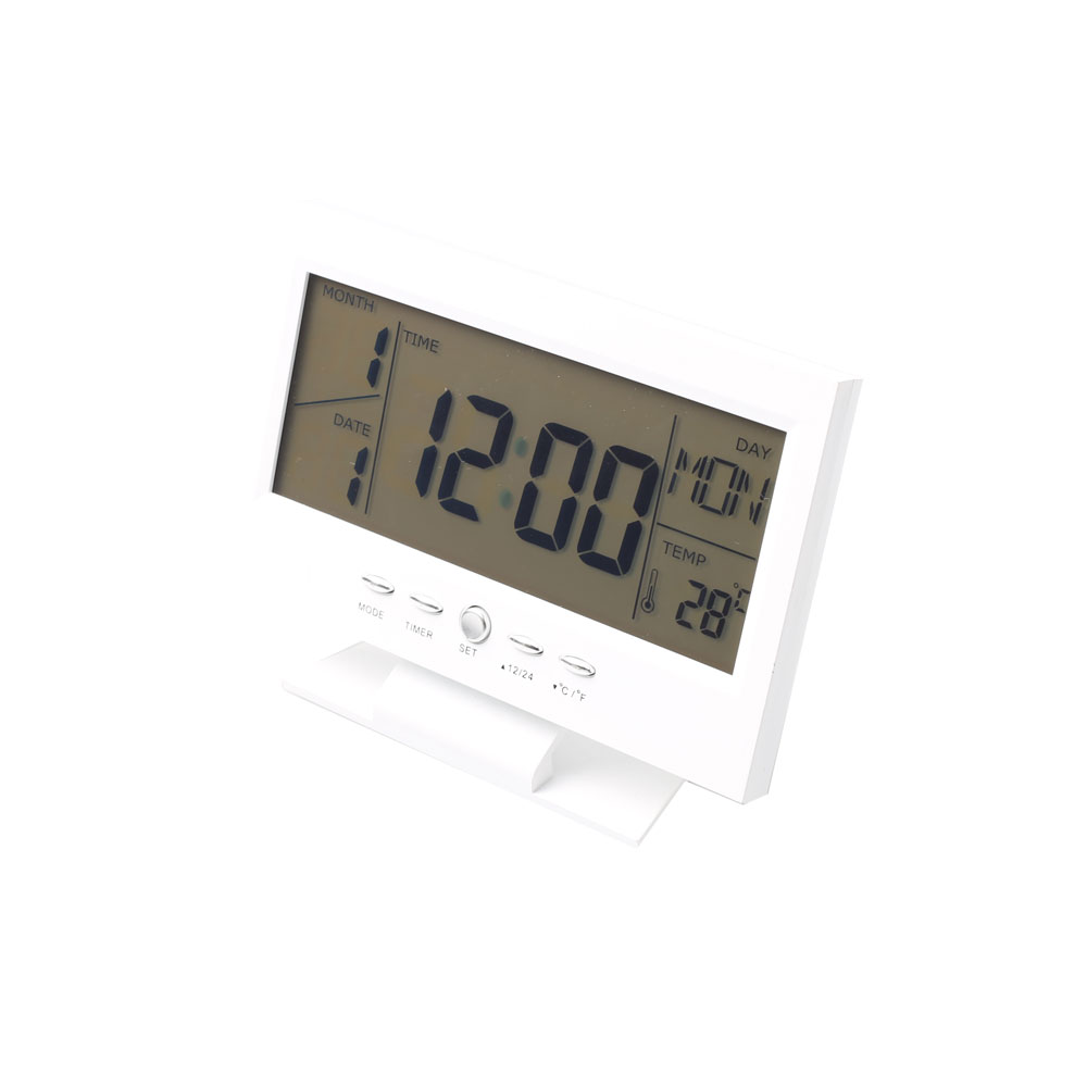 Desktop Multifunctional Digital Alarm Clock
