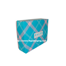 Cardboard Packaging Mylar Cosmetic Box