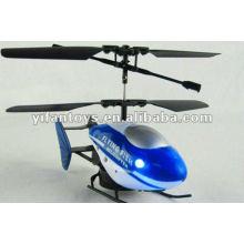 2012 Quente e novo Mini controle remoto indoor 2 CH R / C Flying Fish