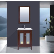 Solid Wood Bathroom Vanity (B-286)