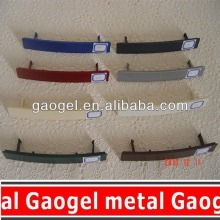 OEM high-quality metal/plastic/rubber surface treatment abs plastic handle