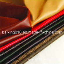 "Nice Grain Embossing Synthetic Decorative 54"" PVC Leather for Sofa/Car Seat/Bags"