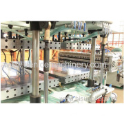 Plastic Machinery For Making Pp Hollow Grid Sheet?
