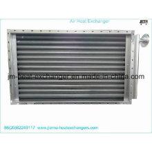Intercambiador de calor del sistema de refrigeración por condensación aire-agua para sistemas de recuperación de calor (SGZL-M-1)