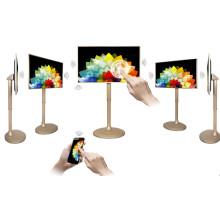 Affichage à cristaux liquides de moniteur d'écran tactile de 32inch