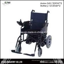 Faltende Elektrischer Rollstuhl für behinderte Leute