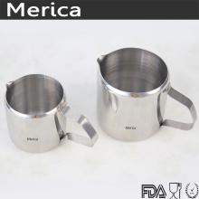 180 ml / 100 ml Acier inoxydable Latte Art Pile à lave au lait