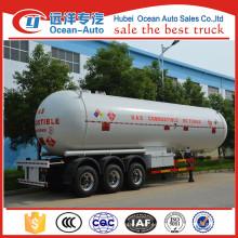 56CBM (C3H8) LPG Semirremolque Cisterna