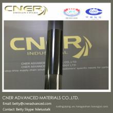 Tubo de fibra de carbono de 52 mm OD para el polo de limpieza de canal de vacío Skype: hiletustalk Whatsapp (móvil): 008618764302218