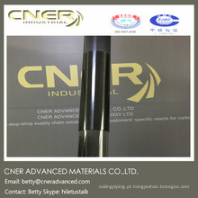 Tubo de fibra de carbono OD 52mm para polo de limpeza de calha de vácuo Skype: hiletustalk Whatsapp (Mobile): 008618764302218