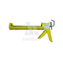 "The Newest Type 9"" Skeleton Caulking Gun, Silicone Gun Silicone Applicator Gun Silicone Sealant Gun (SJIE3009C)"