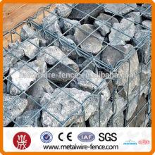 2016 Shengxin fornecedor de alta resistência soldada cesta gabião