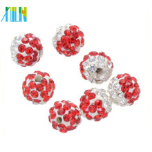 Chine cristal pas cher en gros pavé cristal disco boule perles
