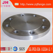 Углеродистая сталь фланец DIN2527 Pn10 Dn80