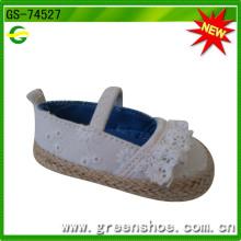 Último zapato de bebé cómodo lindo suave de la moda