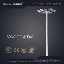 2015 neueste 15m \ 25m \ 30m \ 35m LED-hohe Mast-Licht