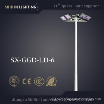 Newest 15m \35m LED High Mast Light