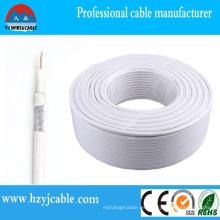 Cable de CCTV Cable coaxial Cable de cobre / CCS / CCA Conductor