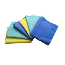 280gsm Hotel Car Microfiber Cleaning Cloths Towels