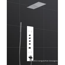 YL-5563   china sanitary wall mounted bath shower mixer shower panel