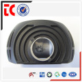 Black painted custom made camera housing die casting