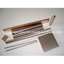 Tungsten Copper Bar Electrode for EDM