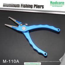 Pince à pêche en aluminium