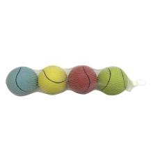 Brinquedo do cão do squeaker do tênis