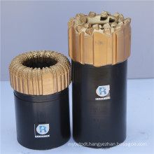 All size diamond core drill bit for mining/hard rock